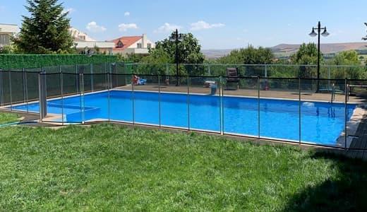 Selimpaşa Prefabrik Havuz Yapımı