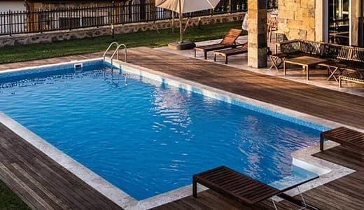 Fipool Prefabrik Havuz Sistemleri
