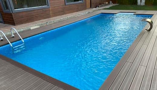 Hazır Havuz Yapımı