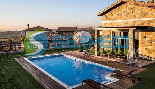 Villa İçin En İyi Havuz Modeli