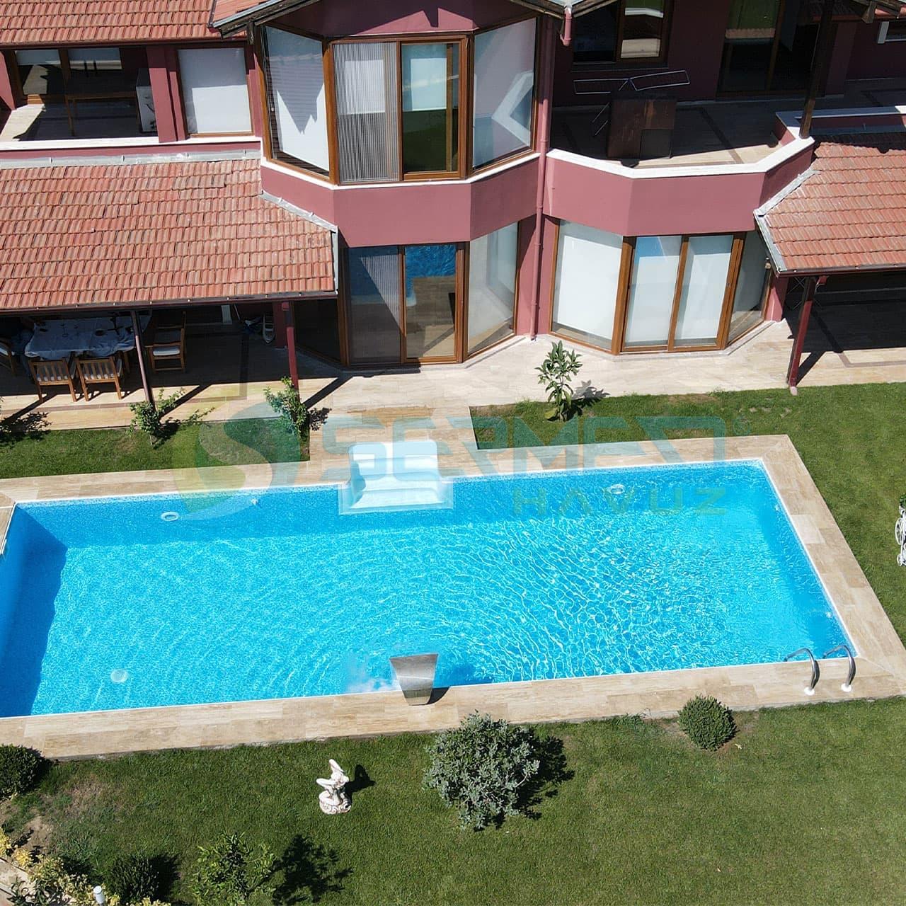 Salihli Manisa'da Rasim Bey Fipool Plus Havuz Sermed Havuz tarafından yapıldı.