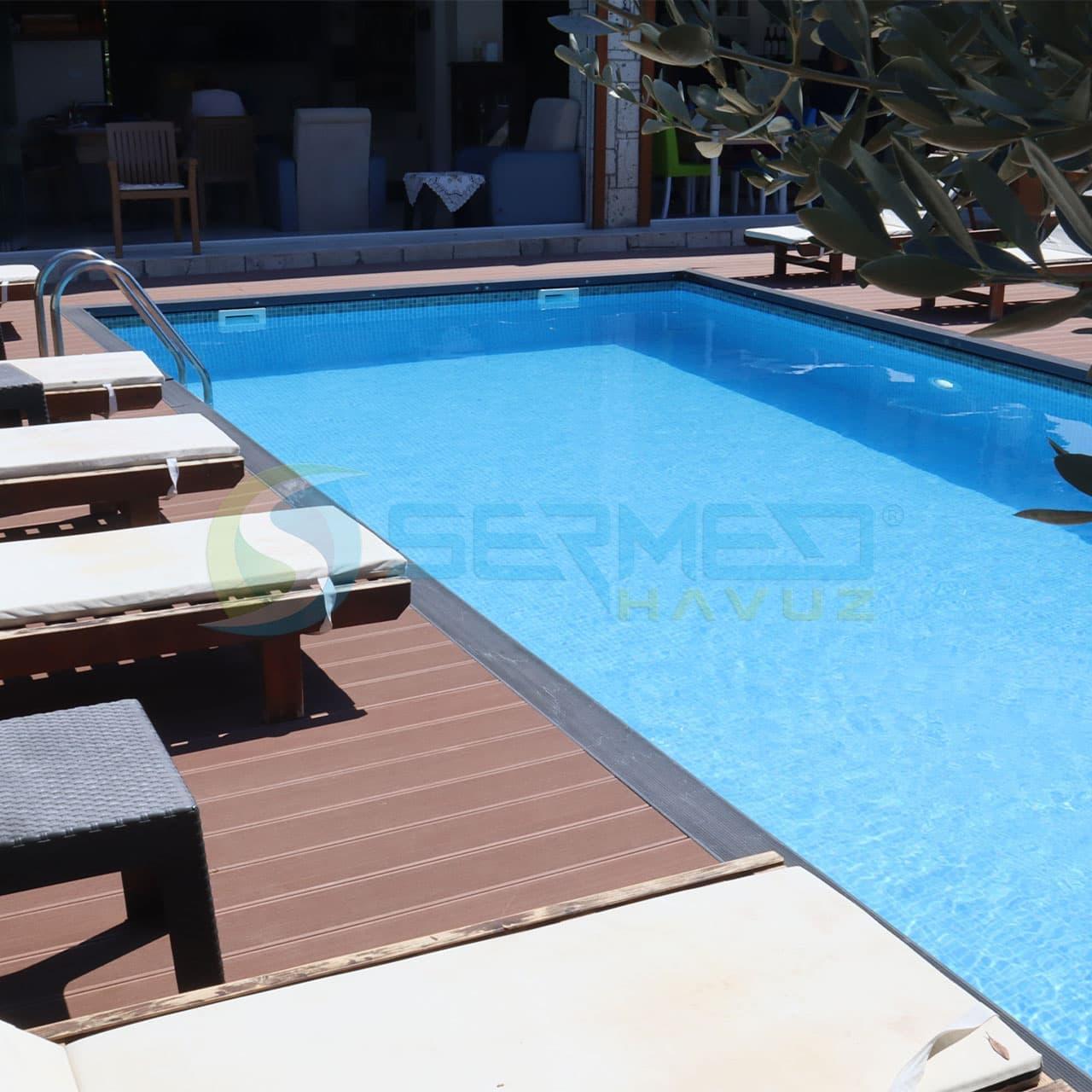 Fipool Skimmerli Panel havuz Ali bey e sermed havuz tarafından yapıldı.