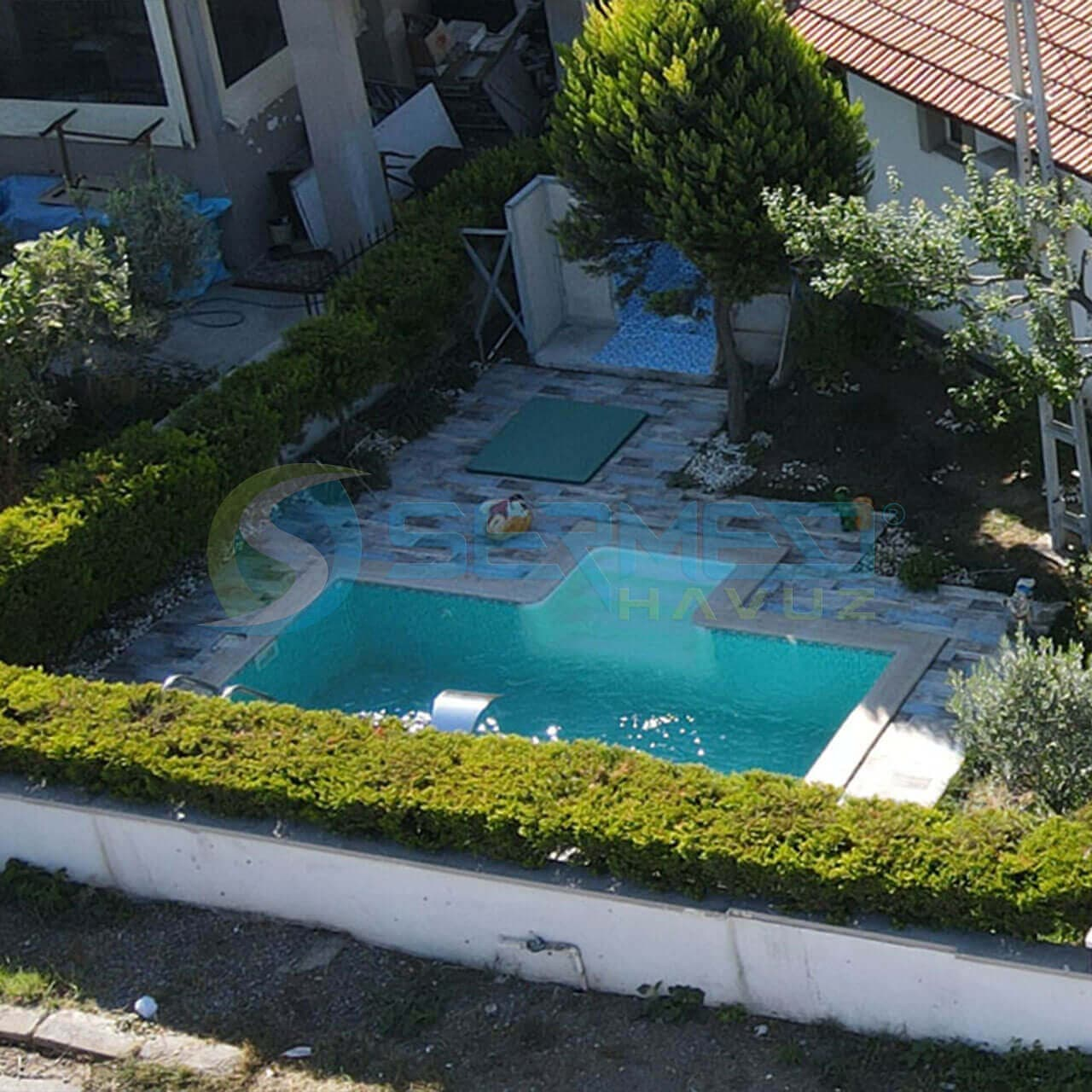 İzmir Fipool Kids Club (Çocuk) Panel Havuz Sermed Havuz Firması tarafından yapıldı.