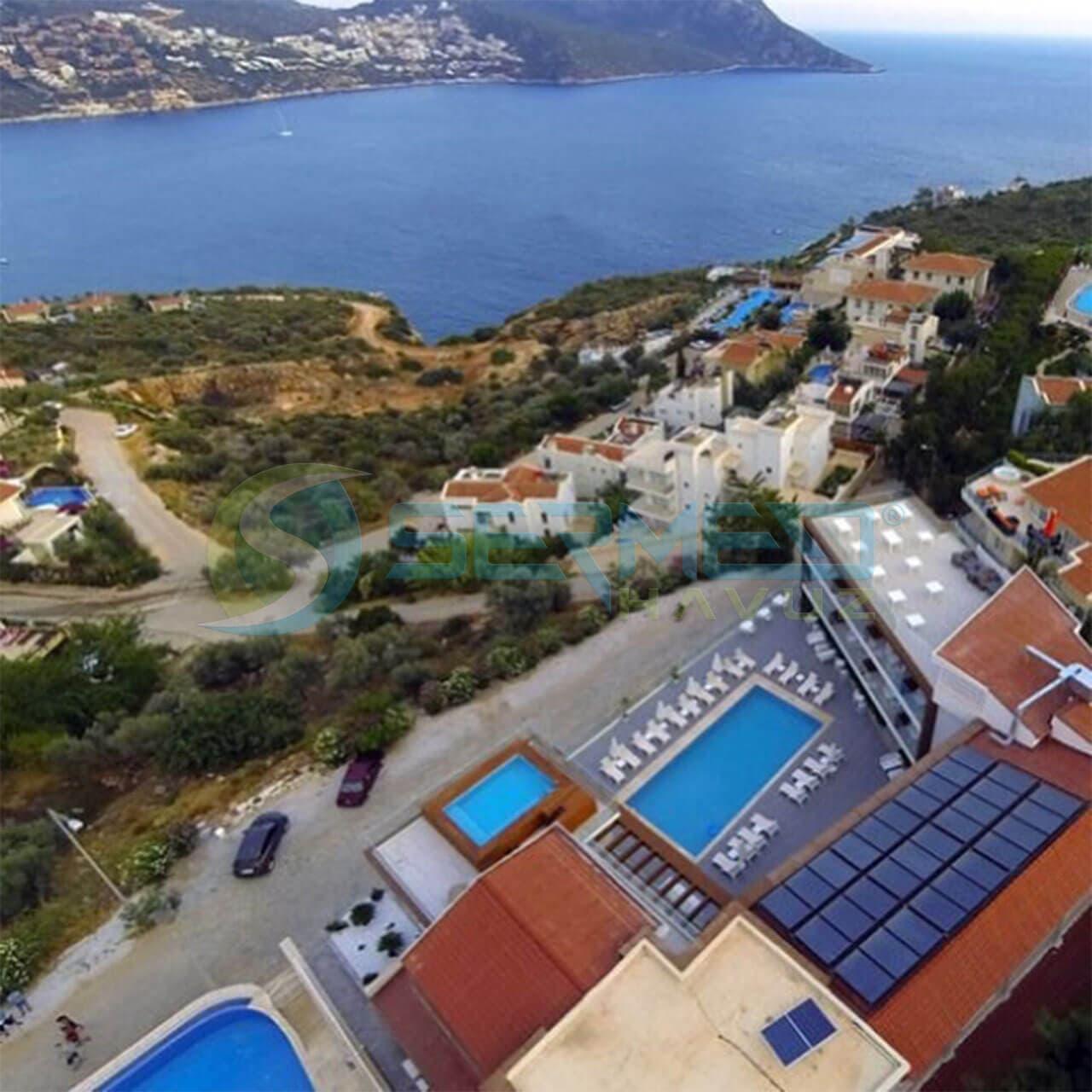 İzmir Fipool Zeminüstü Panel Havuz Sermed Havuz Firması tarafından yapıldı.