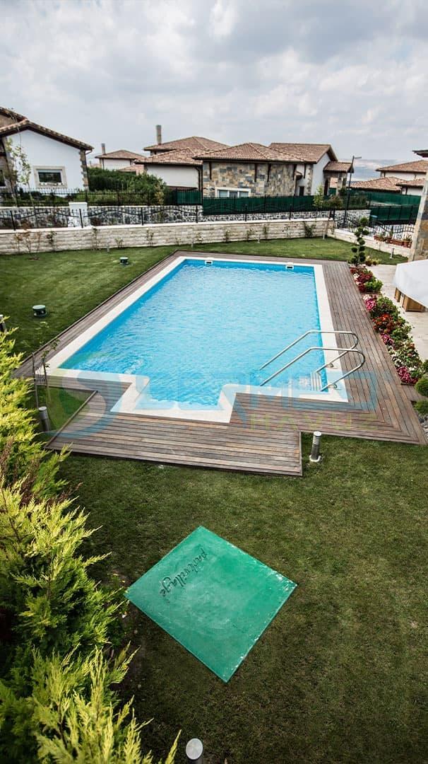 istanbul Park Village Fipool Plus Havuz Sermed Havuz tarafından yapıldı.