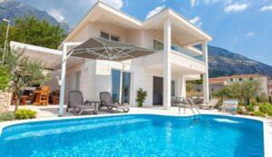 Havuzlu Villa için Peyzaj Fikirleri