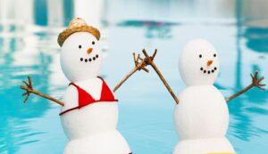 Kışın Havuz Bakımı