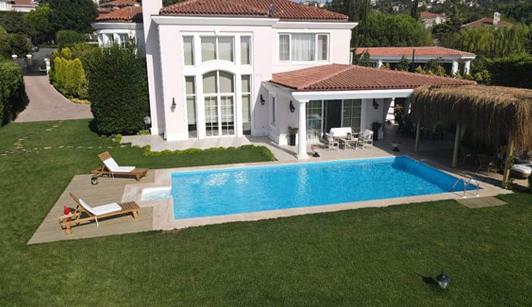 Türkiye'de Havuz Yapımı ve Ustalık