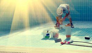 Havuz Derz Yapımı