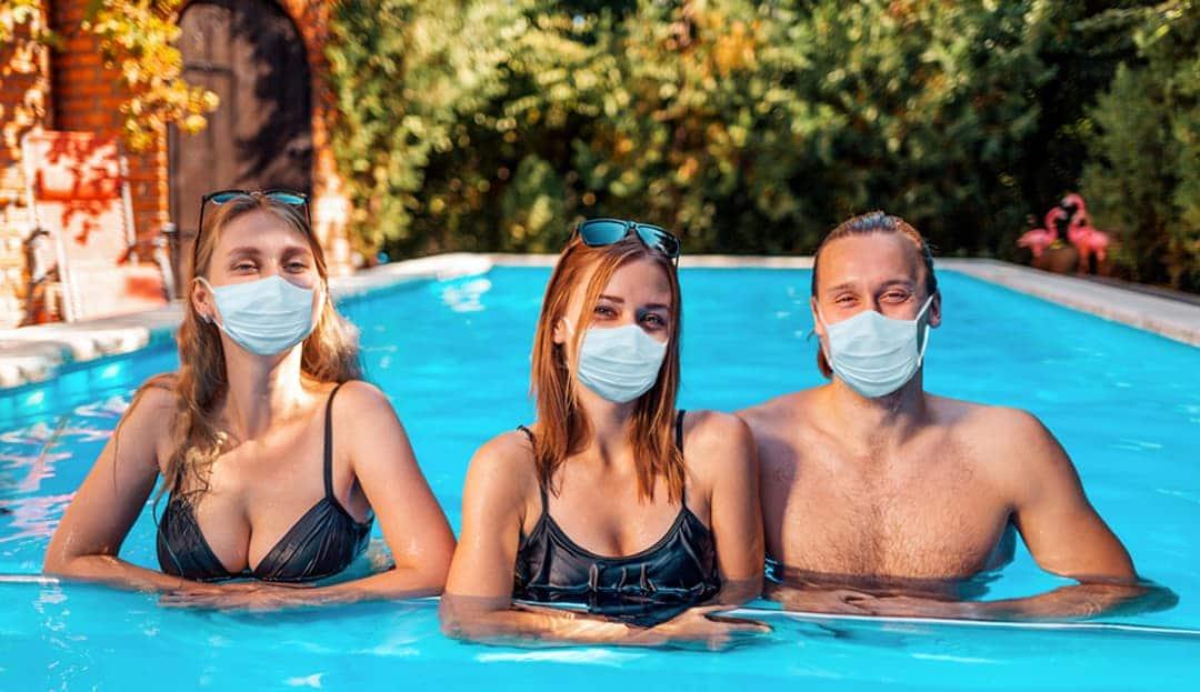 COVID-19 Salgını Sırasında Yüzme Havuzunuzu Temiz Tutmak