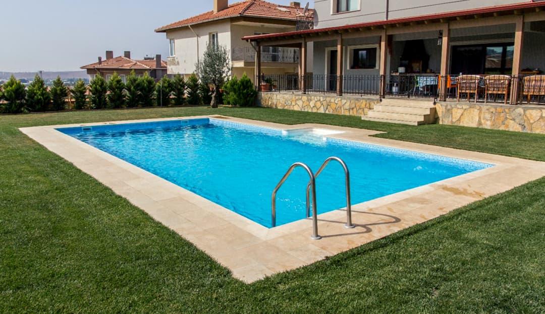 Evinize Yapacağınız En Akılcı Yatırım; Yüzme Havuzu