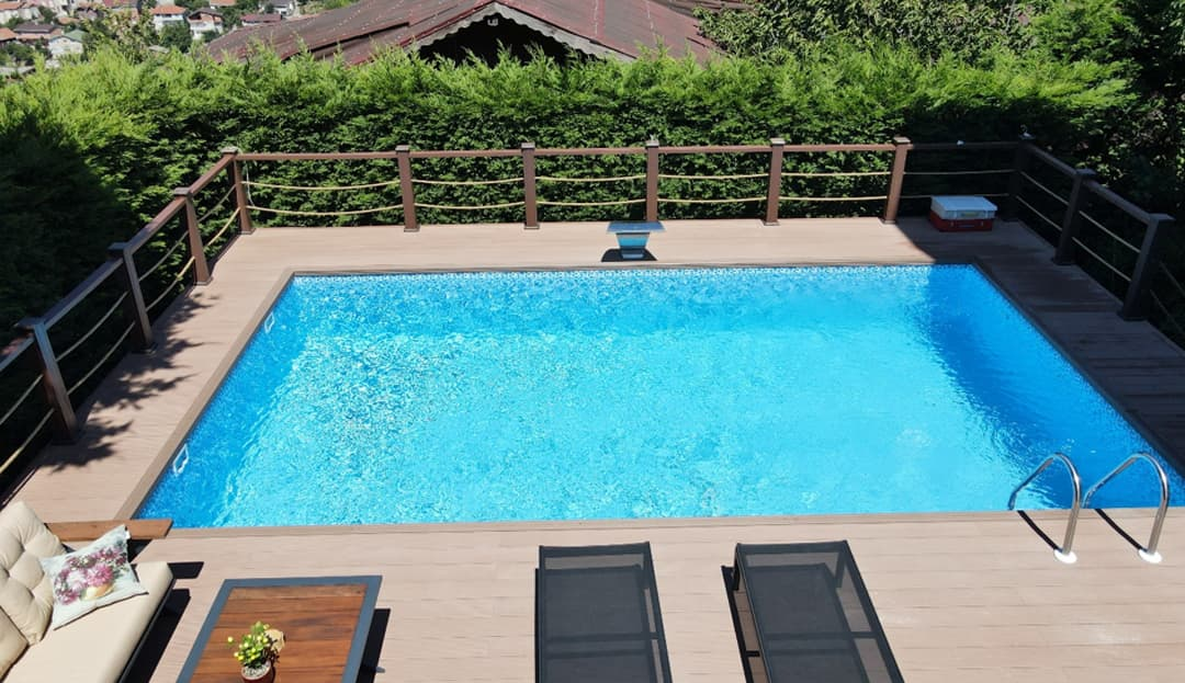 Fipool Prefabrik Yüzme Havuzları