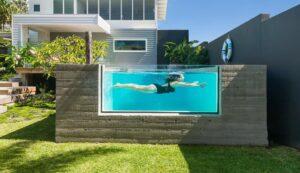 Havuzunuza Akrilik Duvar Katmanın Avantajları