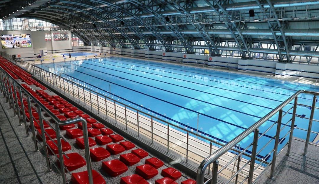Spor Salonları Ve Havuzlar