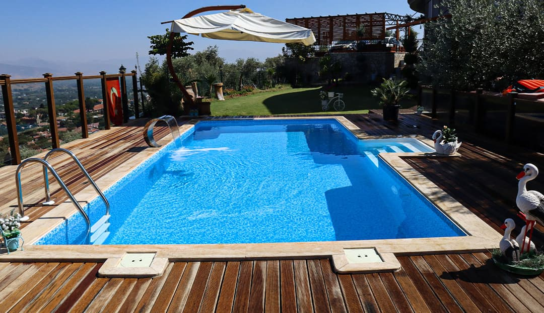 7 Günde Hazır Havuz Sistemleri Bahçeniz de