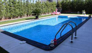 7 Günde Çatlamayan Su Sızmayan Prefabrik Havuz