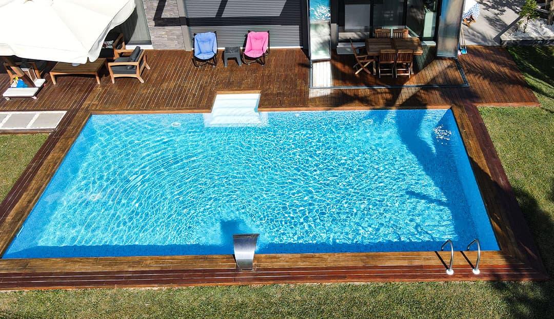 Prefabrik Havuz Yapımı ile Bahçenizde Tatil Keyfi