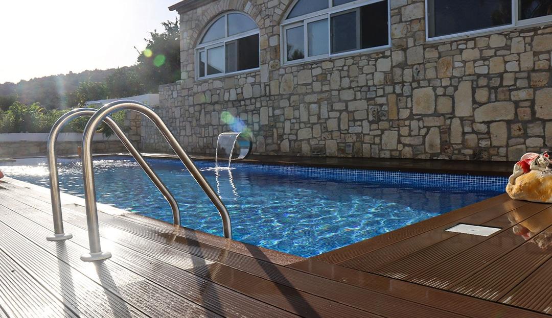 Her Cebe Uygun Özel Tasarım Havuz Modelleri