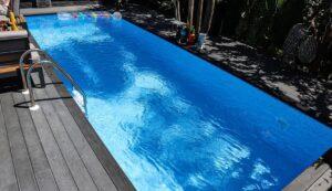 Anti Bakteriyel Nano Teknolojik Havuz Yapımı